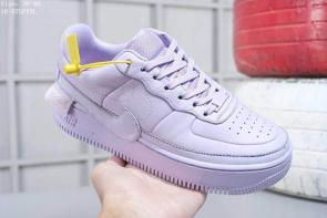 nike air force1 af1 amazon light purple